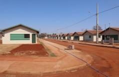 Das 200 unidades do Residencial Guassu, 25 remanescentes serão sorteadas nesta sexta-feira (Foto: A.Frota)
