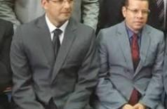 Cirilo e Pepa estão afastados dos cargos por ordem judicial (Foto: André Bento/Arquivo)