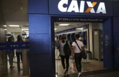 Valor será depositado automaticamente para correntista da Caixa (Foto: José Cruz / Agência Brasil)