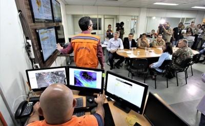 Anúncio da situação de emergência foi precedido de um levantamento dos focos pela Defesa Civil (Foto: Saul Schramm)
