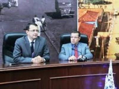 Cirilo e Pepa tentam receber, juntos, R$ 151 mil da Câmara (Foto: Divulgação)
