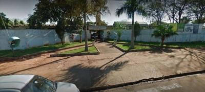 Adolescente morreu em escola de Dourados (Foto: Reprodução)