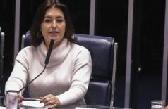 Senadora Simone Tebet, presidente da CCJ/Arquivo/Agência Brasil