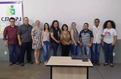 Reunião oficializou a criação do Grupo de Estudos e Pesquisas sobre Drogas em Dourados (Foto: Divulgação)
