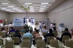 Dia D da Campanha Saindo do Sufoco foi realizada no auditório da Aced (Foto: Divulgação/Aced)