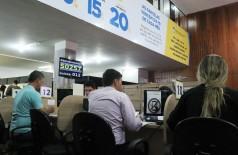 Renegociação de dívidas é feita na Central do Cidadão (Foto: A. Frota)