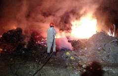 Corporação recebeu reforço de equipamentos e viaturas para combater  queimadas em todo MS (Foto: Divulgação)