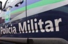 Jovem embriagado é preso após bater carro em viatura da Polícia Militar em Dourados