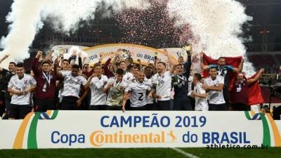 Foto: Facebook/Athletico Paranaense