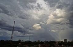 Choveu 1 milímetro na manhã desta quinta-feira em Dourados -Foto: Karol Chicoski/94FM