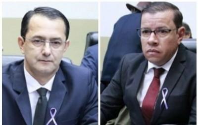Cirilo e Pepa terão nova posse na Câmara Municipal - Fotos:  Foto: Thiago Morais)