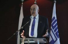 Ministro da Cidadania, Osmar Terra defendeu a geração de empregos e renda e a redução da pobreza  (Foto: José Cruz/Agência Brasil)