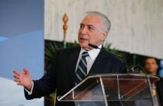 Juiz federal absolve Temer em caso de conversa com Joesley (Arqujivo/Cesar Itiberê/PR/Agência Brasil)