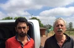 Renan e Wanderley são apontados pela polícia como pistoleiros profissionais (Foto: 94FM)