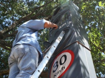 Em Mato Grosso do Sul, a empresa começou a desligar os equipamentos em julho - Foto - HEDIO FAZAN