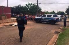 Crime ocorreu na manhã deste sábado - Foto: Porã News