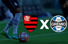 Flamengo e Grêmio decidem hoje quem vai à final da Libertadores