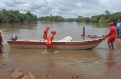 Pescador encontrado morto em rio estava com linha de anzol enroscada na perna