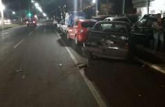 Homem foi preso por dirigir embriagado - Foto: GMD
