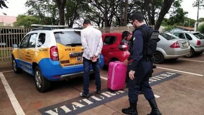 Morador em Goiânia foi preso em Dourados - Foto: Adilson Domingos