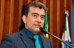Deputado Marçal é coautor do pedido de CPI da Energisa na Assembleia Legislativa (Foto:  Foto: Luciana Nassar)