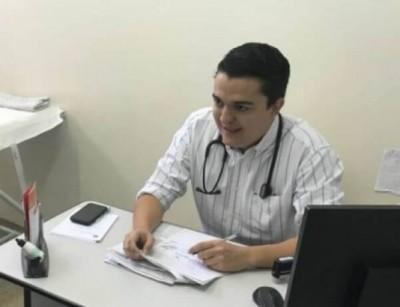 Médico Renato Vidigal teve designação para coordenador do Samu revogada (Foto: Reprodução)