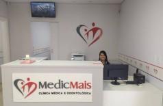 A clínica oferece mais de 30 especialidade - Foto: MedicMais
