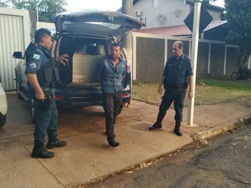 Gilmar Francisco dos Santos foi preso dessa quinta-feira pela PM - Foto: Adilson Domingos