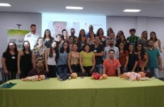 Programação pré-evento contou com dois minicursos na quinta-feira (Foto: Divulgação/HU-UFGD)