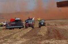 Safra de 2020 deve bater recorde e chegar a 240,9 milhões de toneladas (Foto: Arquivo/Agência Brasil)