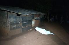 Após briga, homem mata o vizinho com uma barra de ferro na Aldeia Bororó
