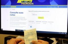 Notas fiscais geradas a partir de 1º de janeiro de 2020 já têm oito dezenas para sorteio (Foto: Edemir Rodrigues)