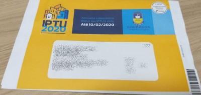 Para este ano,  a prefeitura espera arrecadar R$ 133 milhões com o IPTU. (Foto: divulgação/94FM)