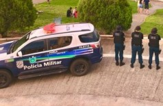 Polícia Militar prende homem após furtar escola municipal em MS