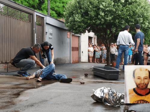 A vítima morava na Vila Rosa - Foto: Sidnei Bronka