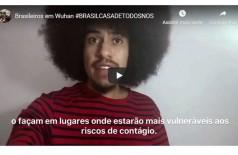 Coronavírus: Itamaraty vai repatriar brasileiros que estão na China (Foto: reprodução/vídeo)