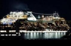 Sobe para 61 número de casos de coronavírus em navio atracado no Japão