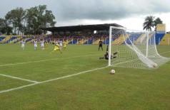 A partida mais emocionante da rodada do fim de semana foi entre Costa Rica e Maracaju (Foto: Reprodução/Portal MS)