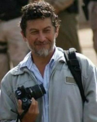 Léo Veras trabalhava na região há 15 anos cobrindo notícias policiais -  Foto: Reprodução/Facebook