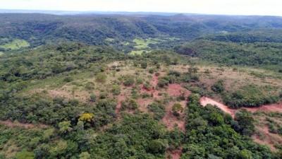 Drones têm ajudado a PMA a fiscalizar propriedades rurais - Foto: PMA