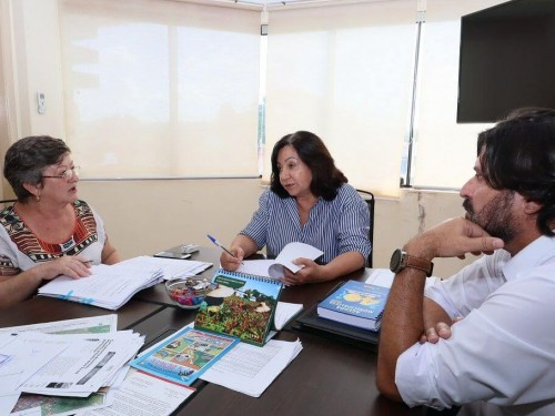 Decreto com nomeação de aprovados em concurso público ocorreu na segunda-feira (Foto: A. Frota)