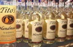 Foto: Tito's Vodka Foto: Reprodução