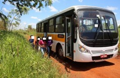 Empresa foi contratada para prestar serviço de transporte escolar rural em Dourados (Foto: A. Frota/Arquivo))