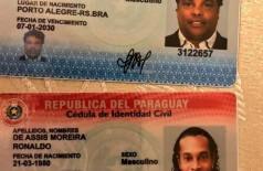 © Divulgação/ Ministério Público do Paraguai