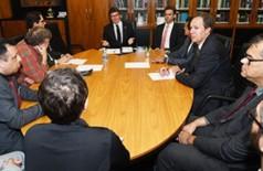 Diante de proposta construída nesta terça-feira pelos segmentos interessados, o ministro Luiz Fux determinou a realização de novo encontro (Foto: Divulgação/STF)