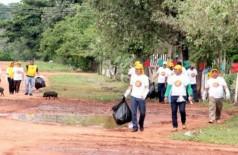 Mato Grosso do Sul tem 74 dos 79 municípios com alta incidência da dengue (Foto: Divulgação/GovernoMS)