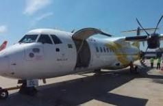 Voepass linhas aéreas suspende operações até domingo devido à pandemia do novo coronavírus