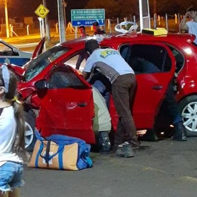 O acidente aconteceu na cidade de Maracaju - Foto: Robertinho Maracaju