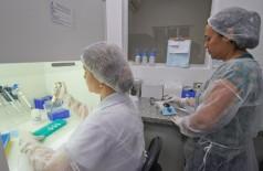 Secretaria de Estado de Saúde informou que bebê testou positivo para Covid-19 (Foto: Saul Schramm)