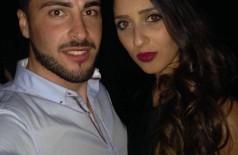 Antonio e Lorena (Foto: Reprodução/Facebook)